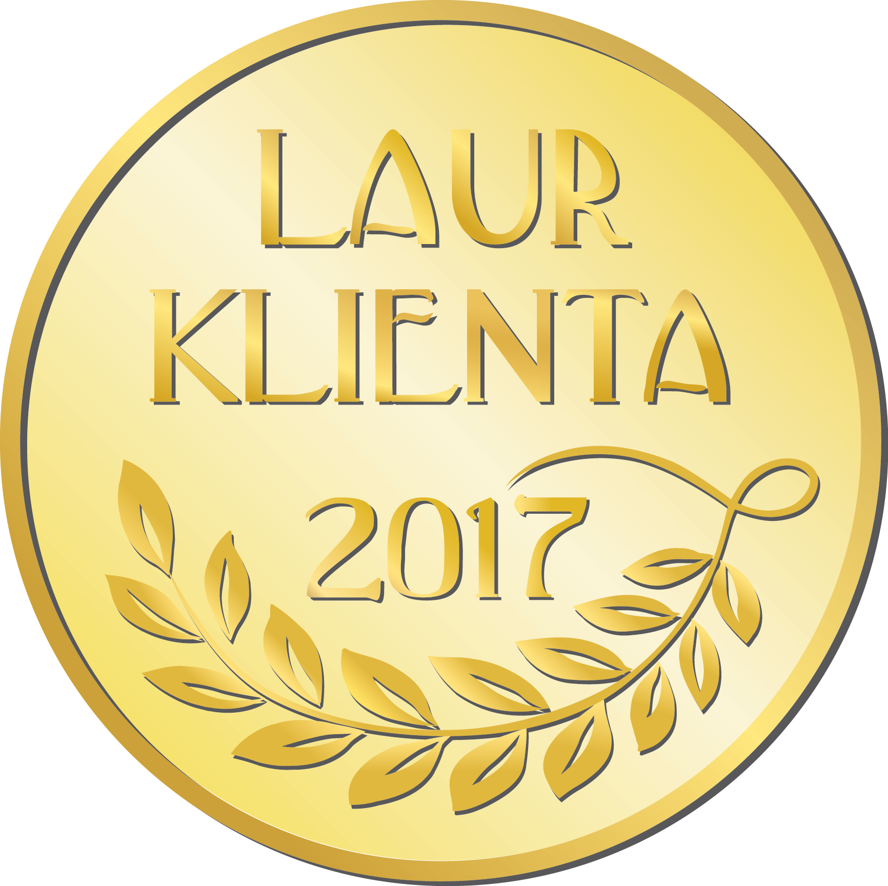 Laur Klienta zloty 2017